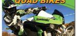 بازی پرتابل موتور سواری به نام Kawasaki Quad Bikes