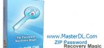 بازیابی پسورد فایل های زیپ با ZIP Password Recovery Magic v6.1.1.240