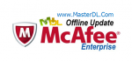 آپدیت آفلاین آنتی ویروس McAfee کد 6244 به تاریخ February 02, 2011 با لينك مستقيم