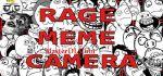 دانلود نرم افزار آندروید تبدیل عکس به تصاویر ترول Rage Meme Camera V8.0