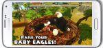 دانلود بازی شبیه سازی برای آندروید Eagle Simulator v1.0