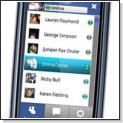 نرم افزار موبایل چت در فیس بوک BolserAgency FriendChat v1.0.29 برای سیمبیان سری 60 ورژن 5 و 3