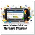 مسنجر زیبا و بسیار قدرتمند Morange Ultimate برای موبایل