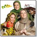 عکس بازیگران زن در برنامه بفرمایید شام تولید ایران