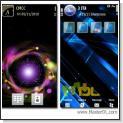 مجموعه ۲ تم زیبا و گرافیکی برای گوشی های نوکیا سری ۶۰ ورژن ۵
