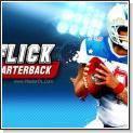 دانلودبازی آندروید NFL Flick Quarterback v1.3