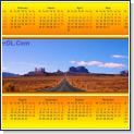 ساخت تقویم توسط نرم افزار قدرتمند Photo Calendar Maker v2.65