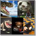 تصاویر بسیار زیبا و سه بعدی در Humor 3D Wallpapers