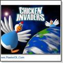 بازی زیبا و هیجان انگیز Chicken Invaders - فرمت جاوا