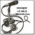 ضبط مخفی صدا در ویندوز توسط snooper V1.44.3