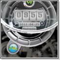 دانلودنرم افزارآندروید قفل صفحه جدید ۳D Watch GO Locker Theme v1.0