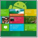 دانلود تم ویندوز ۸ برای آندروید Windows 8 for Android