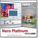 دانلود نسخه جدید نرم افزار Nero Multimedia Suite Platinum v11.0.15800