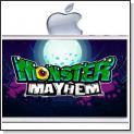 دانلود بازی زامبی برای آیفون و آیپد Zombie monsters night