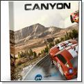 دانلود بازی جدید و فوق العاده مهیج مسابقات ماشین سواری TrackMania 2 Canyon