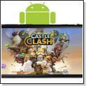 دانلود بازی اندروید استراتژیک Castle Clash v1.2.46