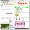 نرم افزار ارسال آدمکهای مخفی در یاهومسنجر - YahooFriend! v1.1.2