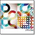 وکتور بسیار زیبا و کاربردی با نام Abstract Circles Backgrounds