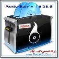 دانلود نرم افزار كپي اطلاعات برروی انواع لوح های فشرده Roxio Burn 1.8.38.5 Retail