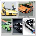 مجموعه ای زیبا از والپیپرهای ماشین های Lamborghini