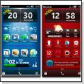 دانلود مجموعه 2 تم زیبا برای symbian 3