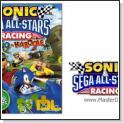 بازی دوست داشتنی Sonic And Sega All-Stars Racing بصورت جاوا