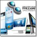 اتصال همزمان به تمام شبکه های پیام رسان Yahoo, MSN , AIM, ICQ, IRC و ...با Trillian Astra Pro v4.2