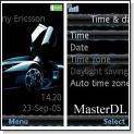 دانلود تم سونی اریکسون Lamborghini Blue برای ورژن ۴٫۷ ، ۴٫۸ و ۴٫۹