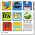 دانلود مجموعه ۲۸ آیکون بسیار زیبا با عنوان app Icons
