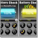 اطلاعات در مورد باتری با BatteryCheck – بادا