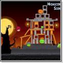 نسخه جدید بازی موبایل پرندگان عصبانی : Angry Birds Halloween 1.01