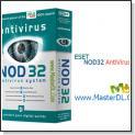 احساس امنیت و آرامش با جدیدترین ورژن آنتی ویروس معروف و قدرتمند NOD32 Antivirus 4.2.64.1