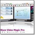 دانلود نرم افزار تبدیل فایل های ویدیویی Blaze Video Magic Pro 5.0.0.0 Portable