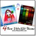 ۳ تم زیبا و جذاب با موضوعات مختلف – سونی اریکسون سایز ۳۲۰×۲۴۰