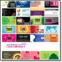 مجموعه کارت ویزیت های جذاب - Cards Collection