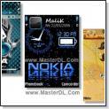 مجموعه تم موبايل نوكيا سري 60 ورژن 3 N73 N82 N95