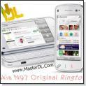 دانلود مجموعه رینگتون های فابریک گوشی N97 نوکیا