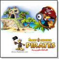 دانلود Crazy Chicken: Pirates - بازی جوجه دیوانه، دزدان دریایی