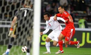 دانلود فیلم تک گل بازی ایران - روسیه از مستردانلود + عکس های بازی