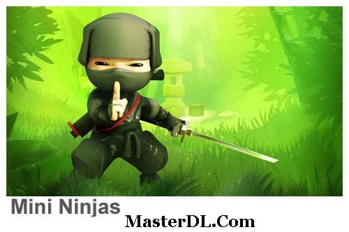 Mini Ninjas-MasterDL.Com