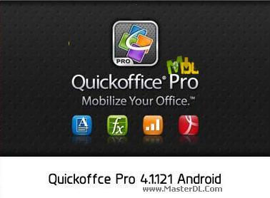 Quickoffice Pro 4.1