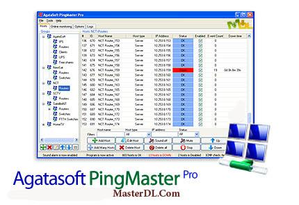 AgataSoft PingMaster Pro 1.9