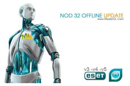 nod 32 offline update