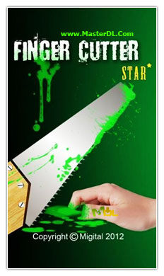 Aims Migital Finger Cutter Star