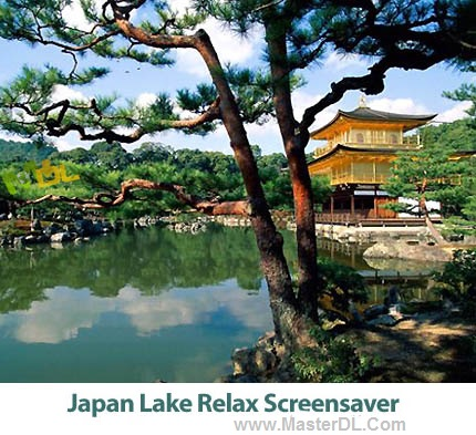 japan-lake-relax-screensaver