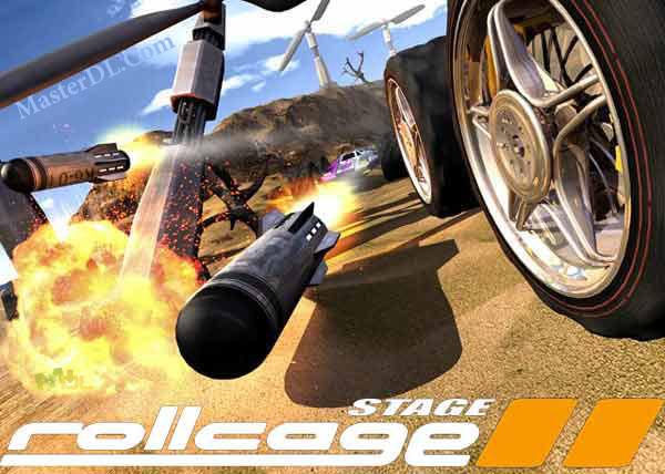Rollcage Stage II