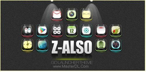 ZAlso-GO-Launcher-Theme