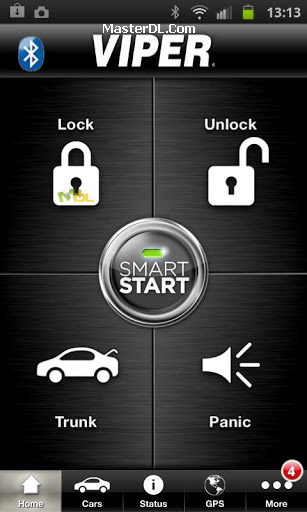 Viper Smart Start >> باز و بسته کردن درب خودرو با گوشی   دانلود نرم افزار ...