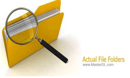 Actual-File-Folders