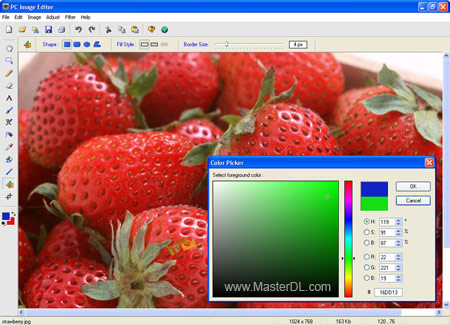 PC-Image-Editor